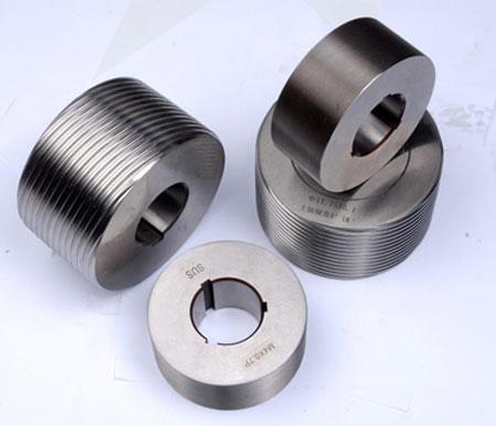专业生产定制滚丝轮厂家,滚丝轮型号,大量供应滚丝轮