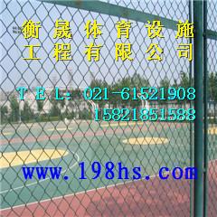 供应上海塑胶网球场围网灯光批发