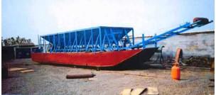 链斗式铁沙船定做  链斗式铁沙船价格