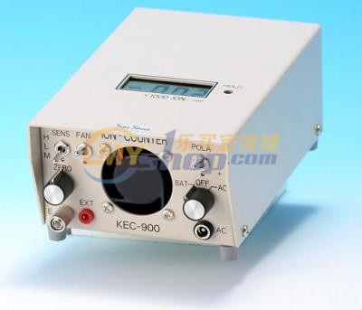 供应日本原装KEC-990空气负离子测试仪