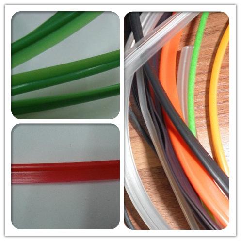 泉州/厦门/晋江 专业生产PE橡胶管塑胶 胶骨