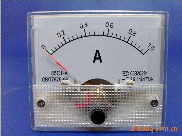 直流流表85C1厂家 直流压表85C1厂家85L1 系列