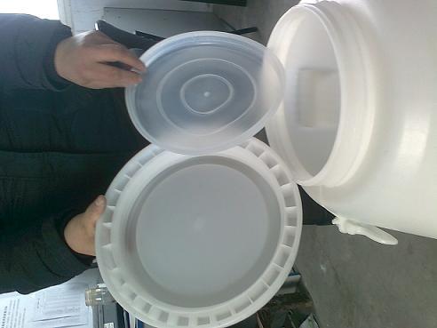 25升塑料桶――开口螺旋盖口径大