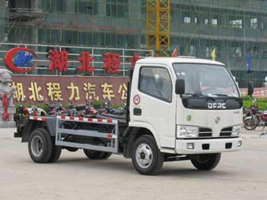 供应东风福瑞卡车厢可卸式垃圾车图片