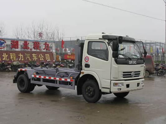 供应东风多利卡车厢可卸式垃圾车价格