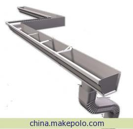 供应彩铝雨水收集系统   屋面天沟  天沟