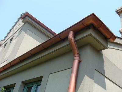 供应阳光房排水系统  成品天沟  雨水管