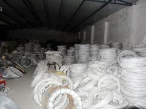 供应大棚建设用铁丝2