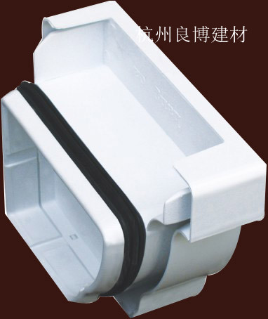 供应pvc雨水收集系统  天沟雨水槽  檐沟