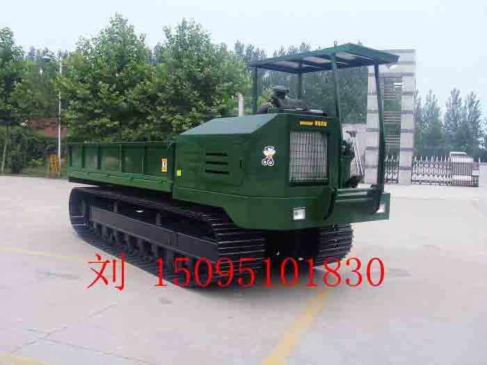 棕榈林专用橡胶履带运输车,木材运输车,矿石运输车-刘