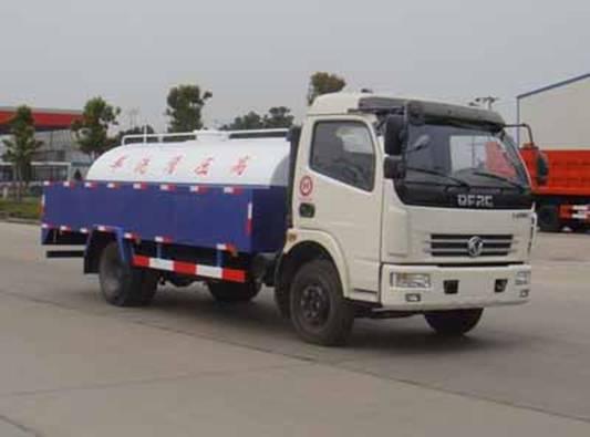 供应东风凯普特高压清洗车图片