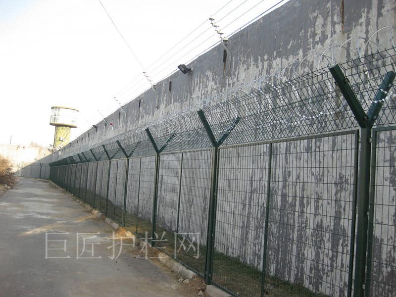 供应巨洋监狱护栏网