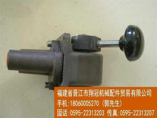修井机  p060266-1 油门控制器 修井机  a35-aa4-mb53*3-y12 三联阀图片