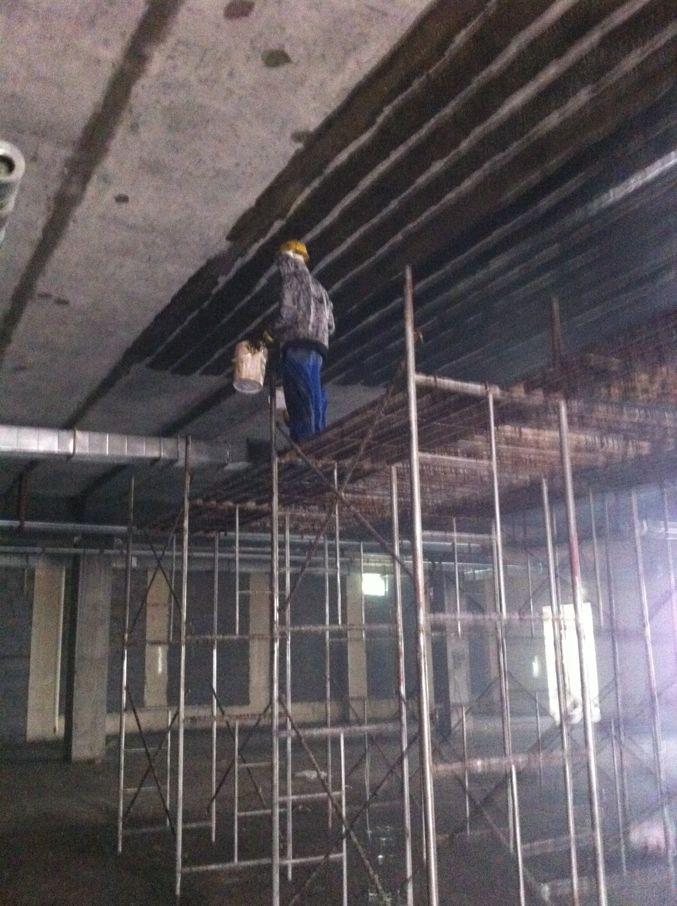 供应新疆碳纤维加固公司 建筑加固 粘钢加固