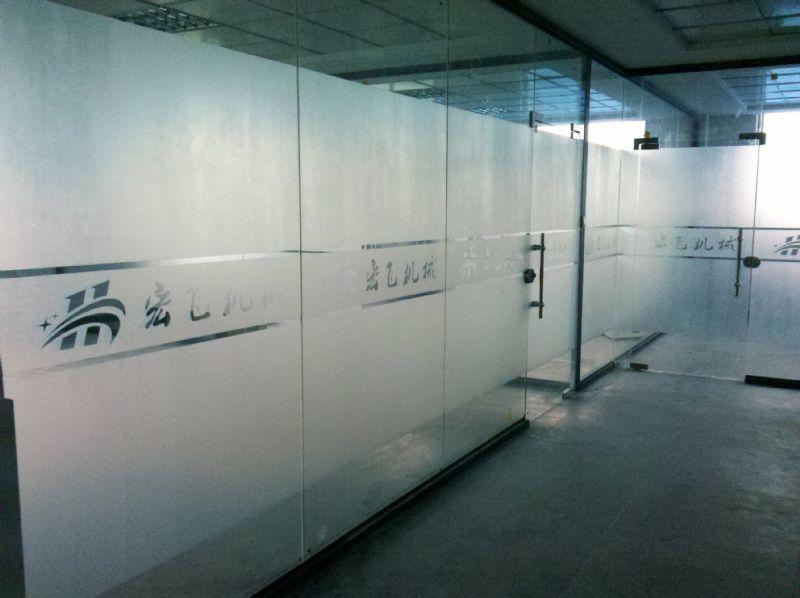 昆山玻璃logo腰线防撞条-【效果图,产品图,型号图,图