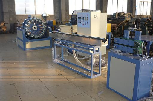 pvc纤维增强软管生产线pvc纤维增强软管设备