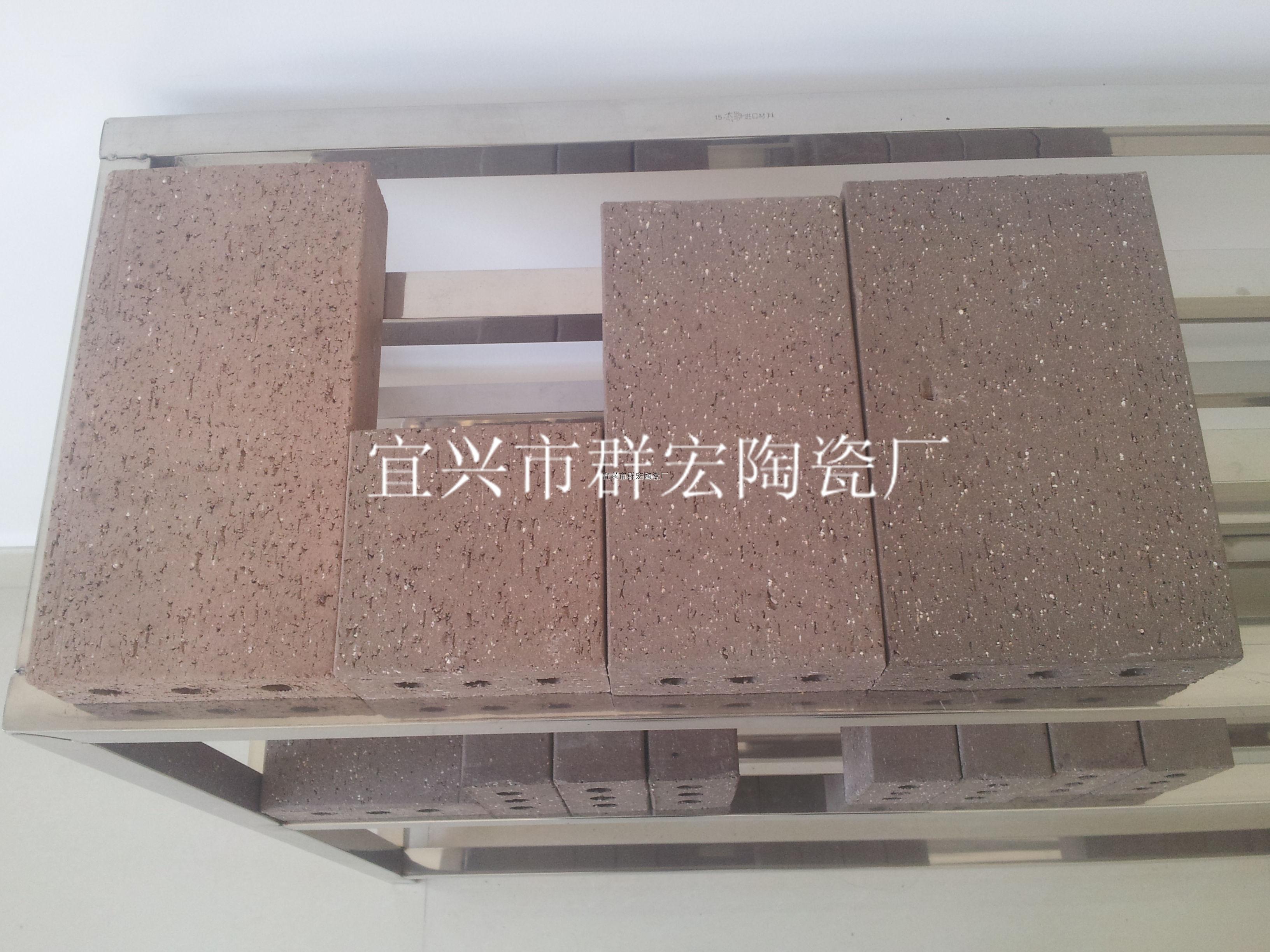 【厂家供应】灰色系真空烧结砖、烧结砖