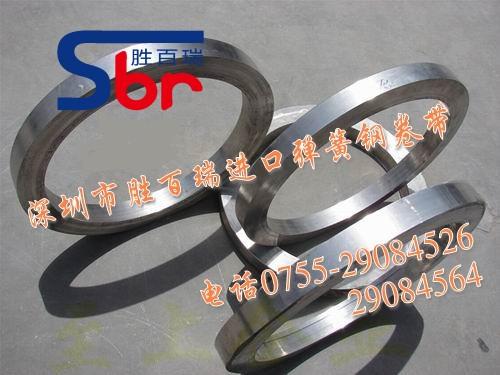 热处理60si2mn弹簧钢带 耐磨弹簧钢密度-【效