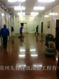 供应杭州彩色耐磨密封固化地坪施工