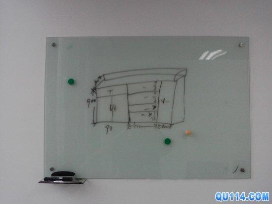 东城区安装玻璃写字白板