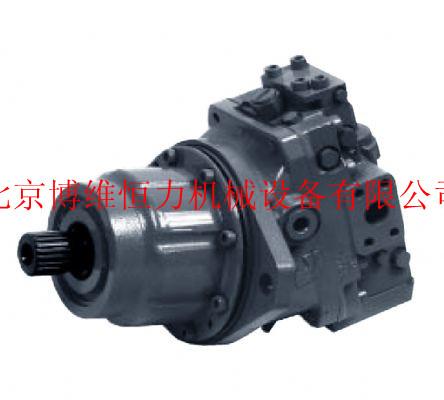 力士乐液压马达A6VM160HA2/63W-VAB020A