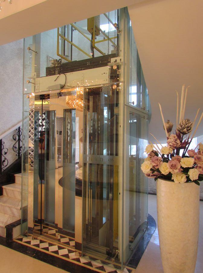 苏州观光电梯