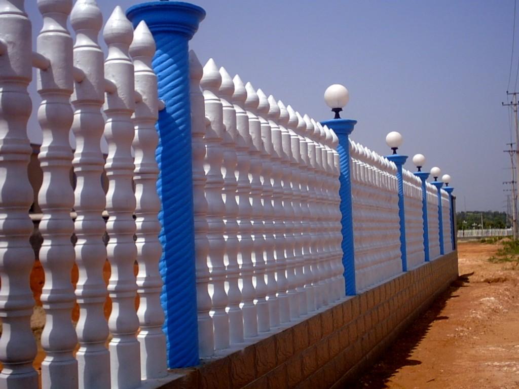 水泥围栏设备价格_湖南浏阳雕花围栏机械水泥围栏设备护栏塑料