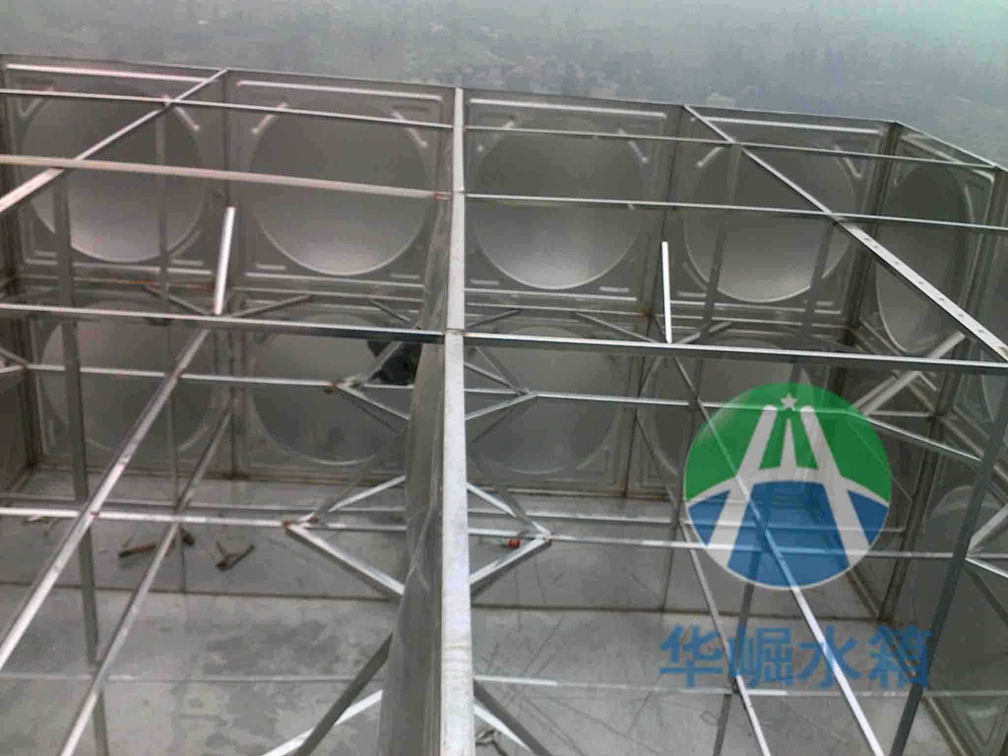 不锈钢冷却 水箱 湖南冷却 水箱 华崛 水箱 效果 高清图片