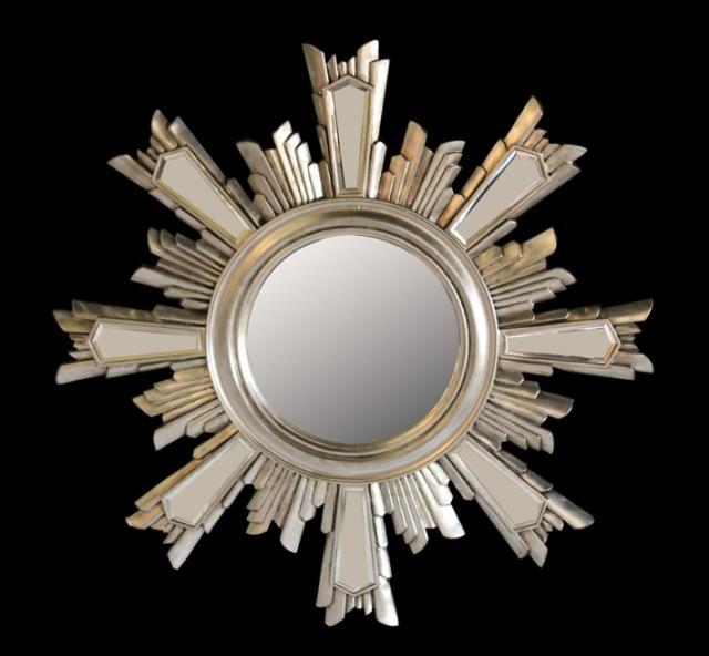 欧式镜 装饰镜-【效果图