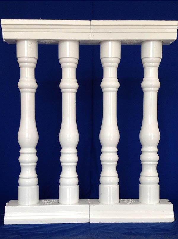 罗马柱 花瓶栏杆 水泥装饰品