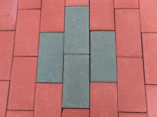佛山广场砖 路面砖 人行道砖 效果图,产品图 高清图片