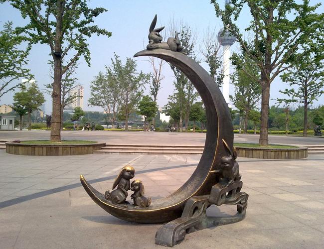 河北大型铸铜动物雕塑厂家