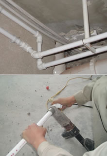 供应石景山区专业厨卫间暗管漏水维修