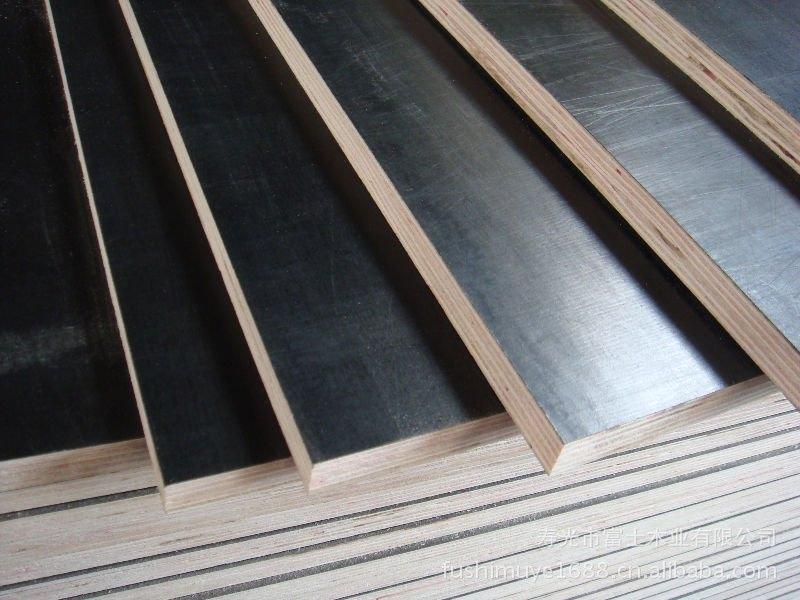 廊坊三胺胶覆膜建筑模板2013年价格