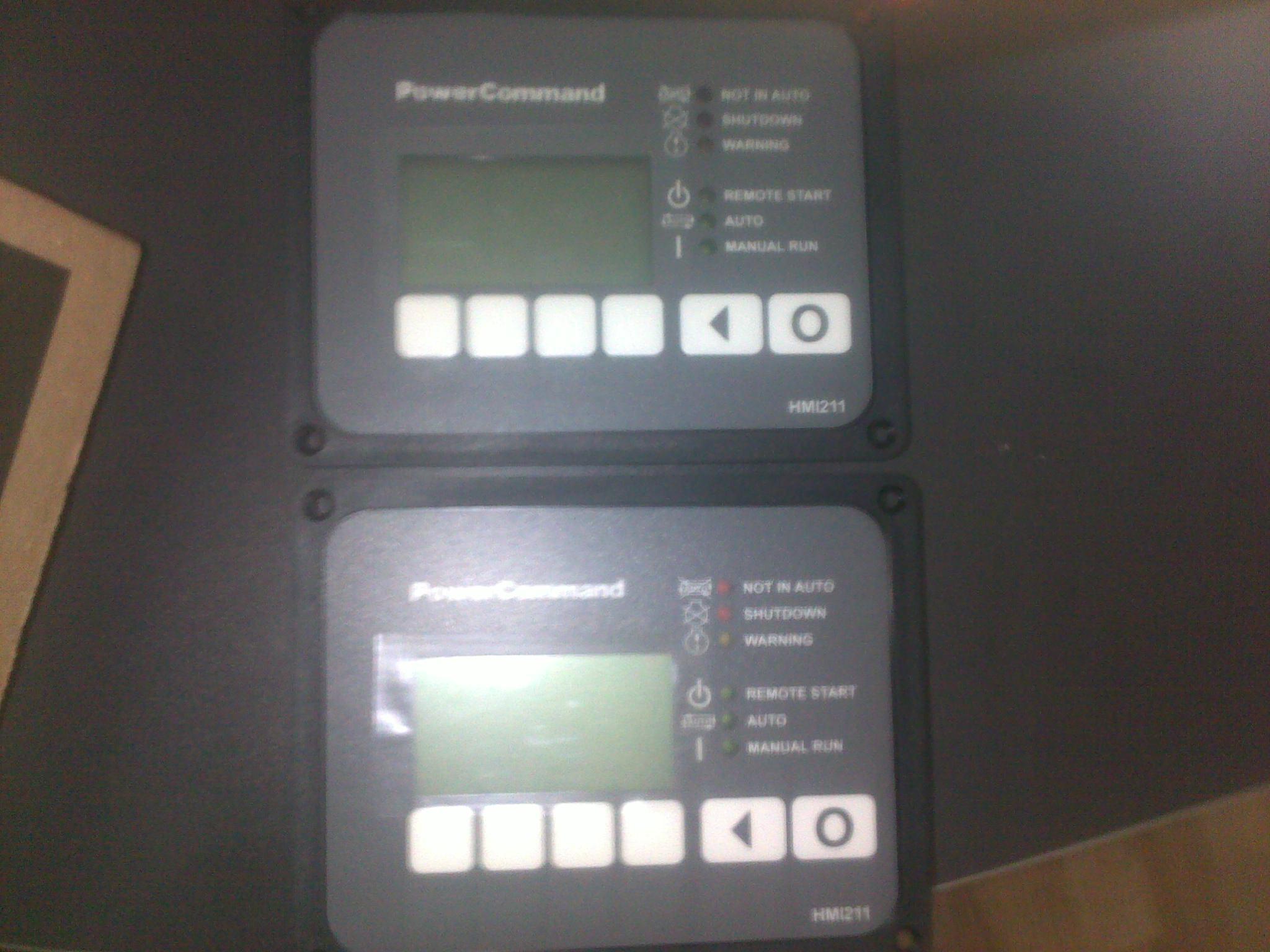 柴油发电机控制系统pcc1301 3031734 效 高清图片