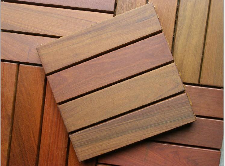 【重蚁木户外木地板/紫檀实木户外地板】报价