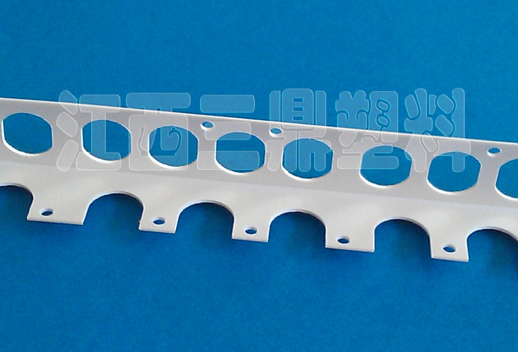 供应PVC材质阳阴角 可弯阳角 护角线