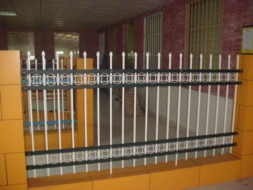 供应锌钢市政栏杆