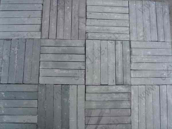 瓦铺地_广场砖铺地示意一; 仿古青砖; 青砖铺地贴图青砖铺地材质贴图_家具