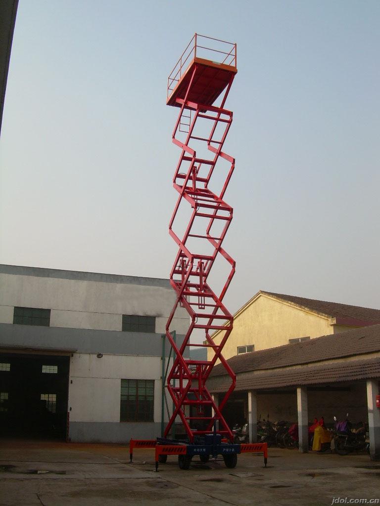 济南力超升降设备有限公司是一家与台湾精达液压科技图片