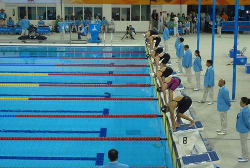 供应游泳池泳道线、泳池浮标