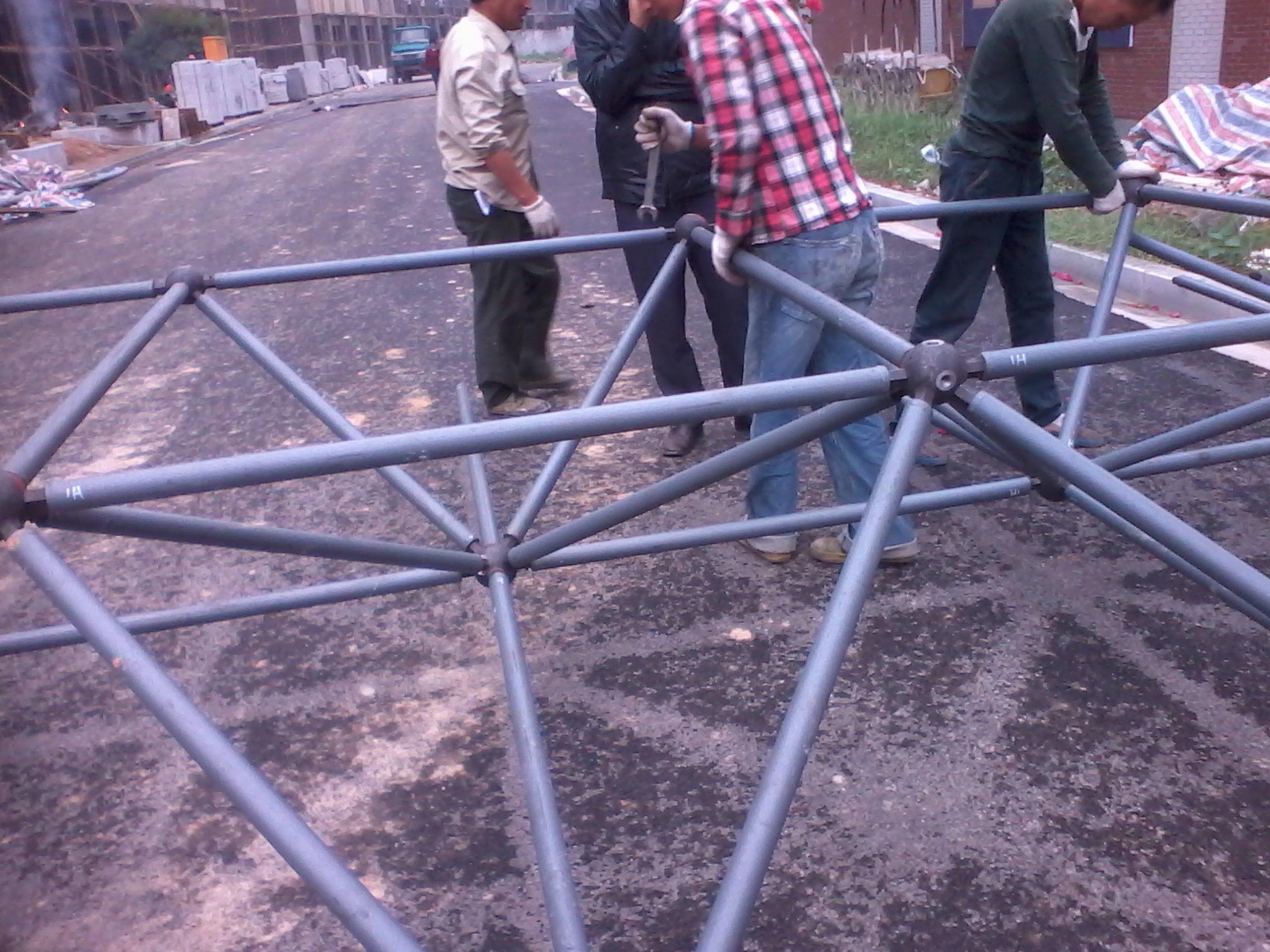 钢结构工程网架