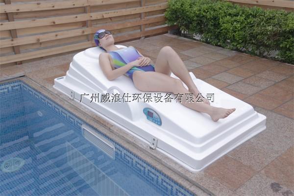 供应无边际泳池机组