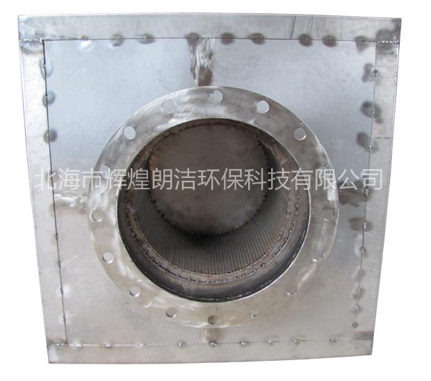 全国直销船舶柴油发动机催化消声器