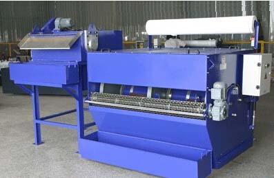 供应纸带正压过滤机、工业集中纸带过滤系统
