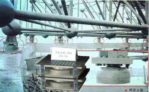 供应新乐市厂家销售钢结构球铰支座