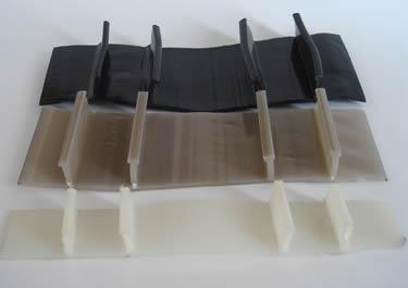 供应广安市彩色塑料外贴式止水带价格