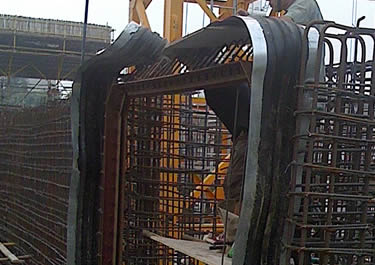 东莞市环形盾构管片弹性橡胶密封垫价格