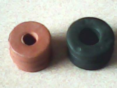 萍乡市遇水膨胀橡胶对拉螺栓止水环(垫)