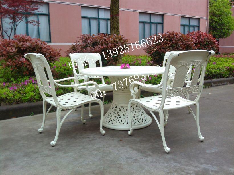 供应福建欧式户外家具 欧式户外桌椅